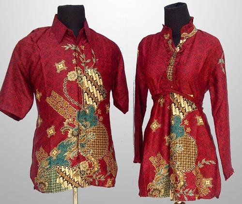 gambar model baju sarimbit