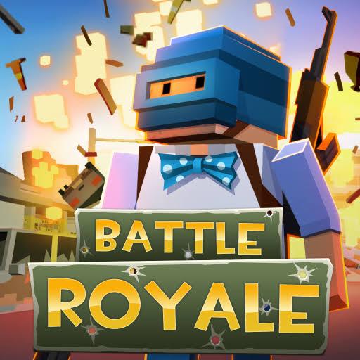 Grand Battle Royale: Pixel FPS v3.4.7 Apk Mod [Dinheiro Infinito]