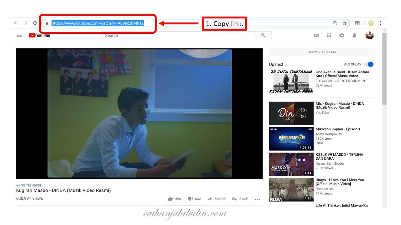 cara download video dari twitter di laptop