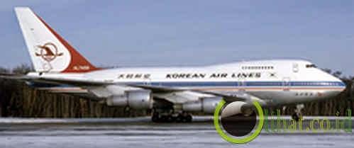 Korean Air Lines, Penerbangan 007 (1983)