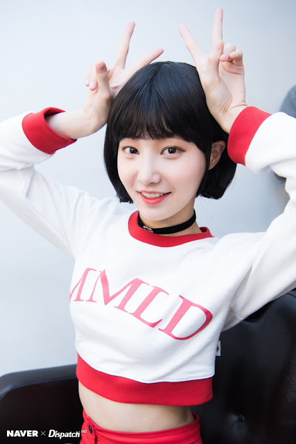MOMOLANDs Yeonwoo Looks Absolutely Gorgeous In Short Hair