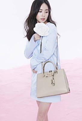Min Hyo Rin Samantha Thavasa Spring Summer 2016