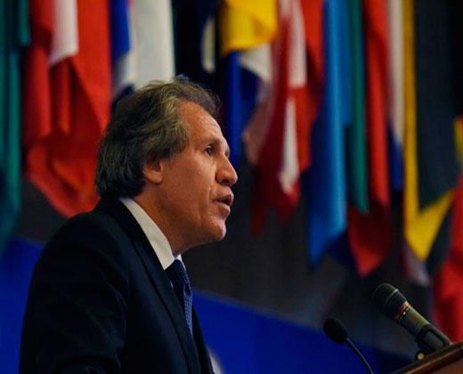 Almagro convocó la Carta Democrática para Venezuela y llamó a un Consejo Permanente