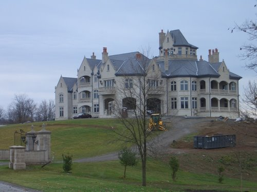 Mansions Amp More The Castle In Bell Acres Pennsylvania