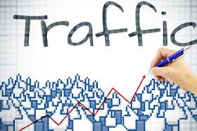 7 Cara Untuk Meningkatkan Traffic Anda Mulai SEKARANG