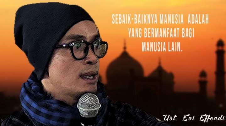 Download Kumpulan Lengkap Mp3 Ceramah Ustadz Evie Effendi Gratis