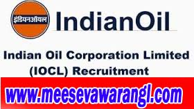 IOCL (Indian Oil Corporation Limited) Recruitment Notification