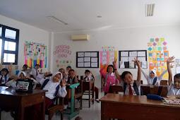 Hari Ke 2 Sekolah: Pembentukan Organisasi Kelas dan Regu Piket