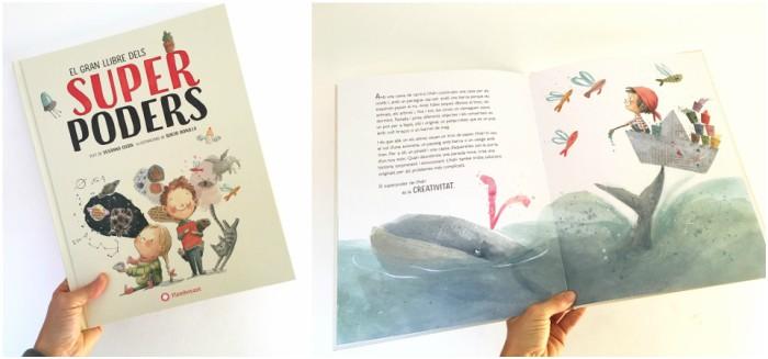 mejores cuentos infantiles 5, 6, 7, 8 años, gran libro super poderes susanna isern rocio bonilla