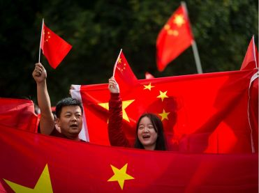 All Love and Support For The Chinese People