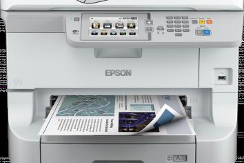 Epson WorkForce Pro WF‑8590DWF Driver Download Windows, Mac