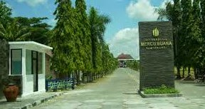 Info Pendaftaran Mahasiswa Baru Universitas Mercu Buana Yogyakarta 2017-2018