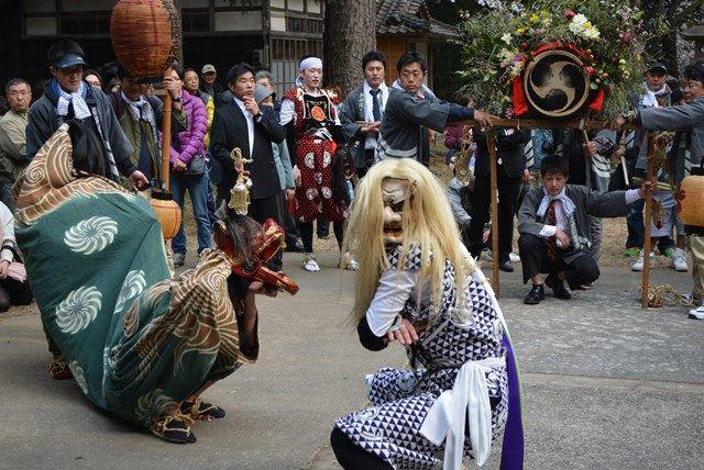 Haru-no Sado Geino-sai - Local folk dances and other local performing arts of Sado Island, Niigata