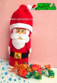 dulcero-navideño-reciclando-rollos-papel-higiénico