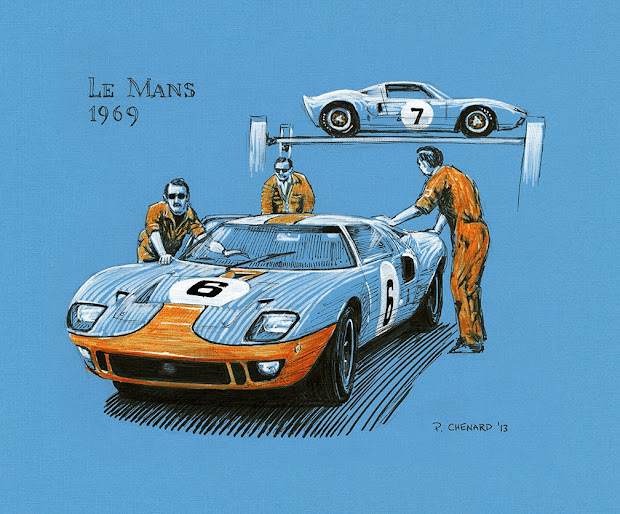 Ford Gt40 50