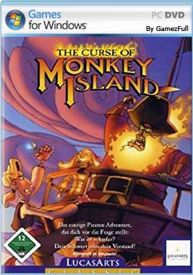 The Curse of Monkey Island PC Full Español