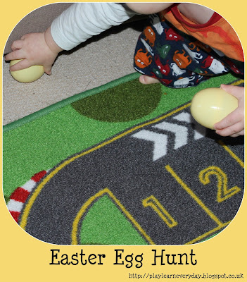 Easter Egg Hunt Play And Learn Every Day