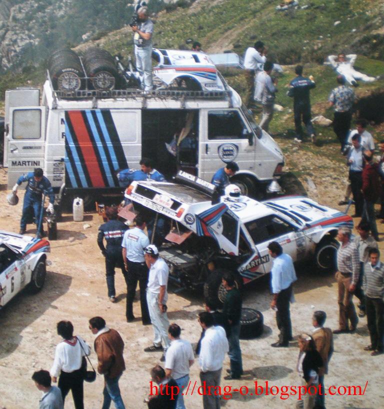 tour de corse 1986 lancia delta s4 mondiali rally. Black Bedroom Furniture Sets. Home Design Ideas