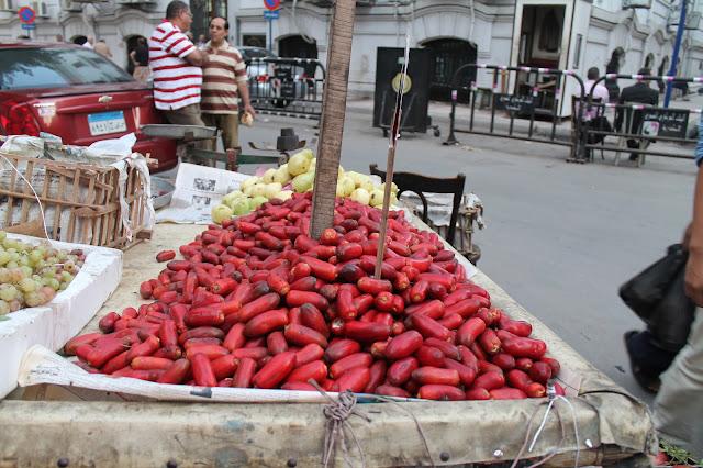 Makan Makan Hari Pertama di Egypt