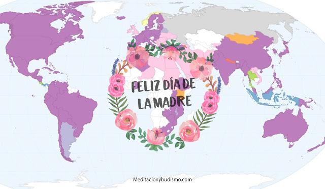 Así se celebra el día de las madres en estas partes del mundo