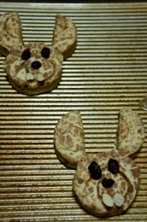 Bunny Shaped Cinnamon Rolls: Savory Sweet and Satisfying