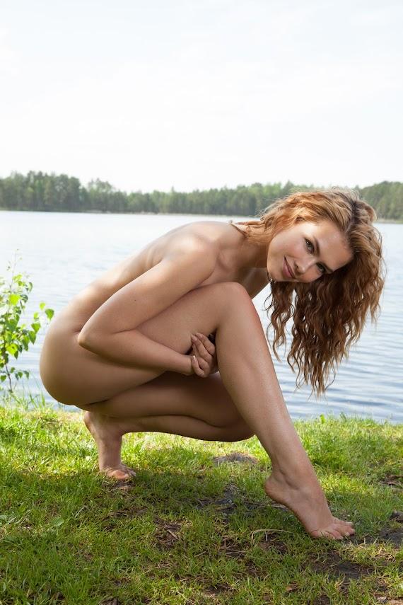 EroticBeauty Laina Outdoor Beauty