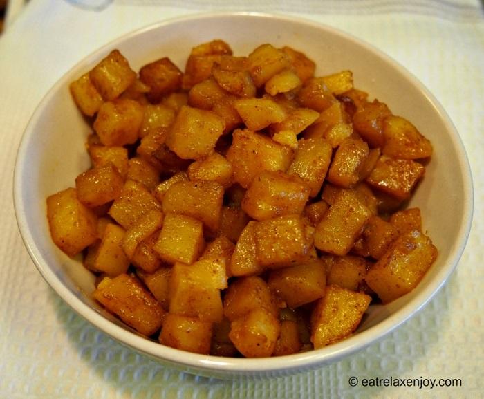 תפוחי אדמה אפויים במיקרוגל