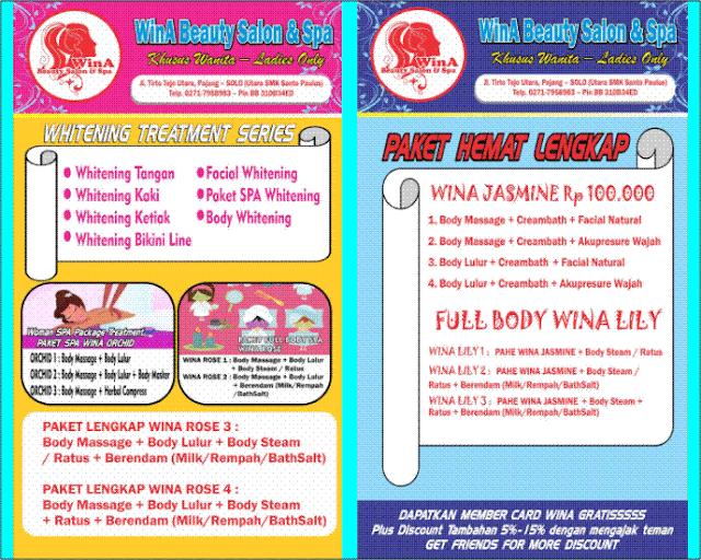 WinA Beauty Salon & Spa