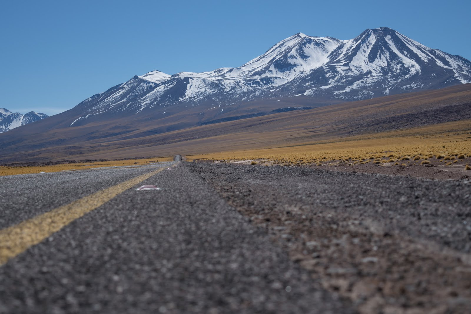 Atacama Deserto Chile