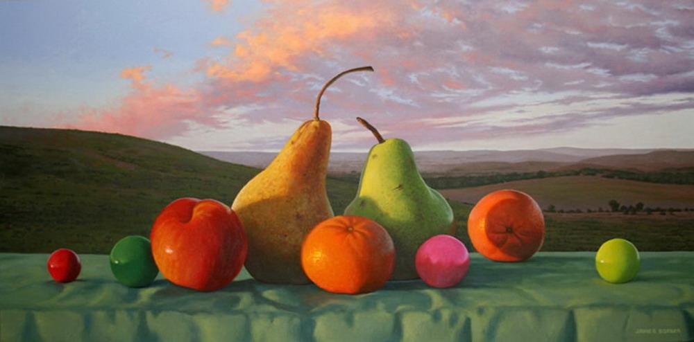 Im genes arte pinturas clases de bodegones bodegones con - Fotos de bodegones de frutas ...