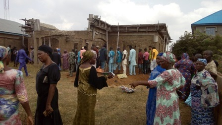 Pastor Oyedepo of RCCG Hires Thugs To Prevent Wife's Burial
