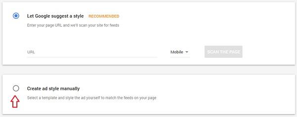 Cara Memasang Kode Iklan In-feed Ads Disela Home Postingan Blog