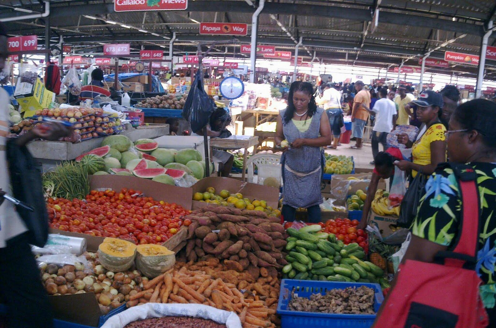 Kingston Food Market