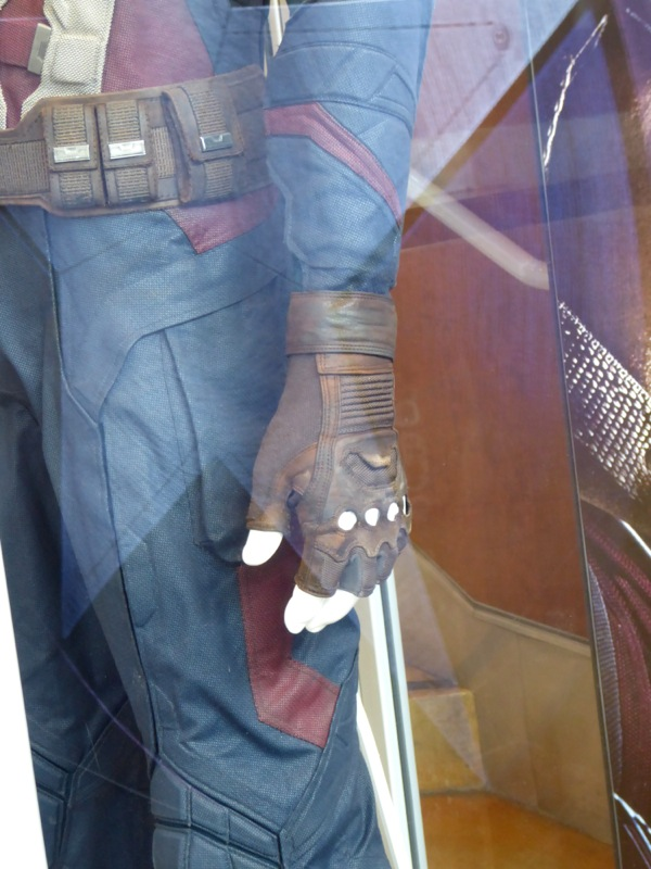 Captain America Civil War costume glove