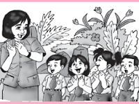 Soal Soal B. Indonesia Kelas 3 Semester 1