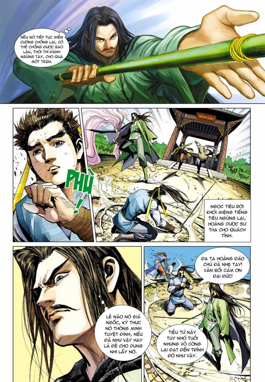 Anh Hùng Xạ Điêu anh hùng xạ đêu chap 47 trang 13