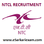NTCL Manager Recruitment