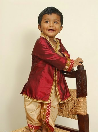 Indian Suits For Kids
