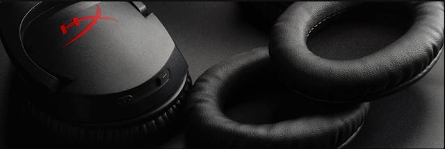 Kingston HyperX Cloud Stinger headset noise control