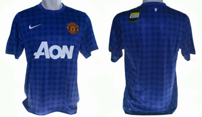 Model Baju Bola Original Manchester United Nike