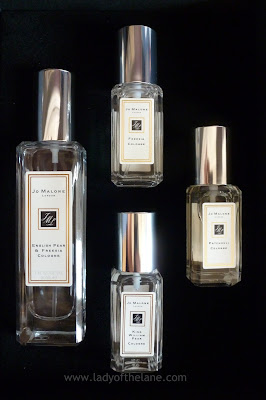 Jo Malone English Pear & Freesia Fragrance Chronicle