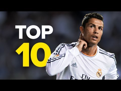 World's 10 richest football players