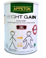 Appeton Weight Gain Child 900 gr