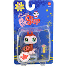 Littlest Pet Shop Singles Ladybug (#888) Pet