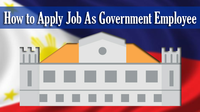 How to Apply Job As Government Employee