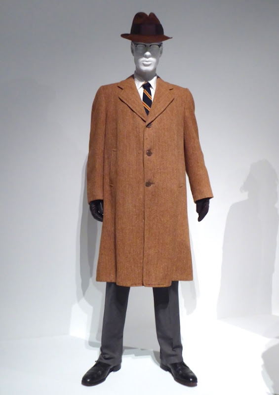 Mark Rylance Bridge of Spies Rudolf Abel costume