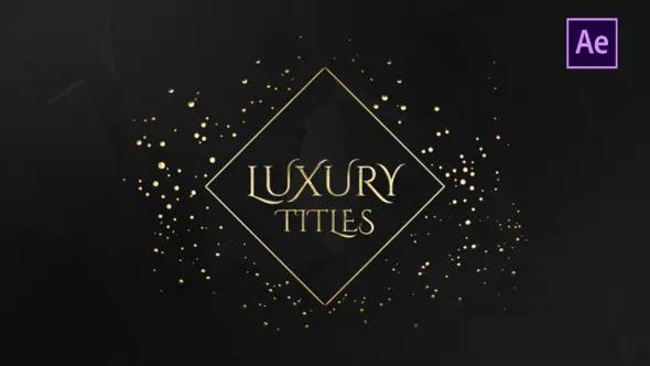 Videohive Elegant Luxury Wedding Titles 28399480