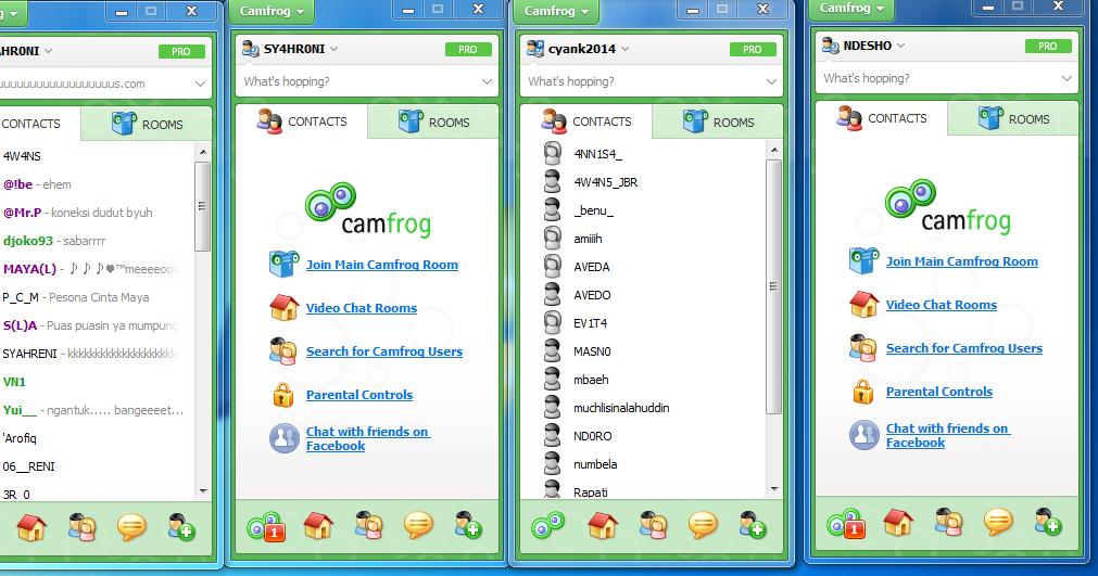 Download camfrog pro Installer