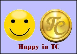 Happy in TinyCent