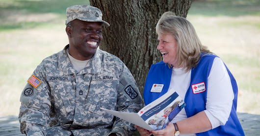 National Military Appreciation Month: Red Cross Reconnection Workshops